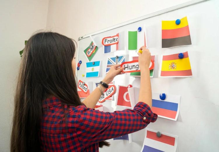 Корпоративное обучение иностранному языку